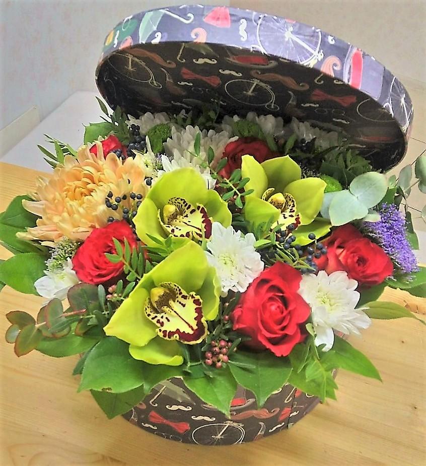 Магазин цветов в горшках екатеринбург